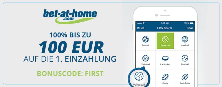 bet-at-home-sport 100€ bonus