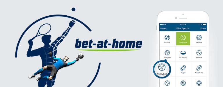 Bet-at-Home Mobile App Sportwetten
