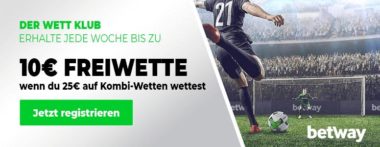 Betway Wettclub