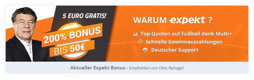 Expekt Bonus