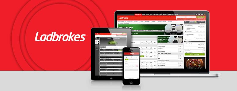 Ladborokes Sportwetten Mobile App