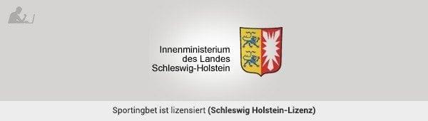sportingbet Lizenz Schleswig-Holstein