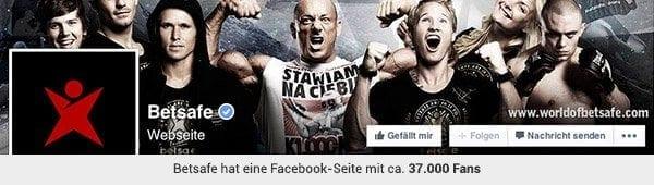 Betsafe_Facebook