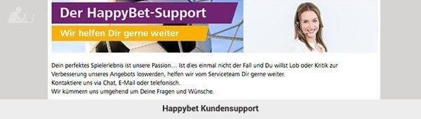 happybet_Kundenservice