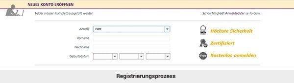 happybet_Registrierung