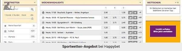 happybet_Sportwetten