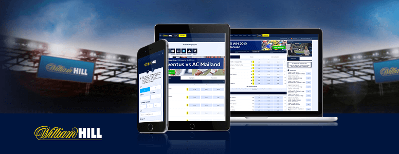 William Hill Sportwetten App