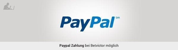 BetVictor Paypal