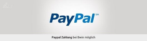 bwin Einzahlung Paypal