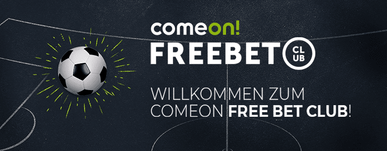 ComeOn! Extra Free Bet