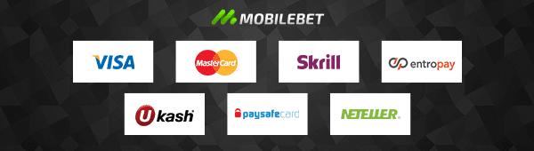 Mobilebet Zahlungnsmethoden