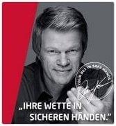 """""""Der Titan"""" Oliver Kahn als Werbeikone bei Tipico Sportwetten"""