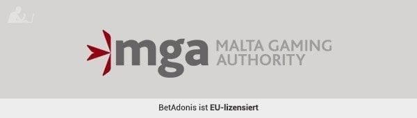 BetAdonis_Lizenz