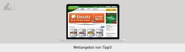 Tipp3_Wettangebot
