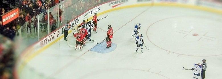 Eishockey Fachwissen und Strategie