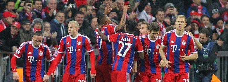 Quoten FC Bayern München