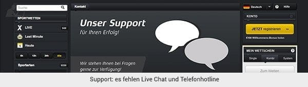 X-Tip Support und Kundenkontakt