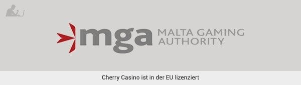 Cherry Casino Lizenz
