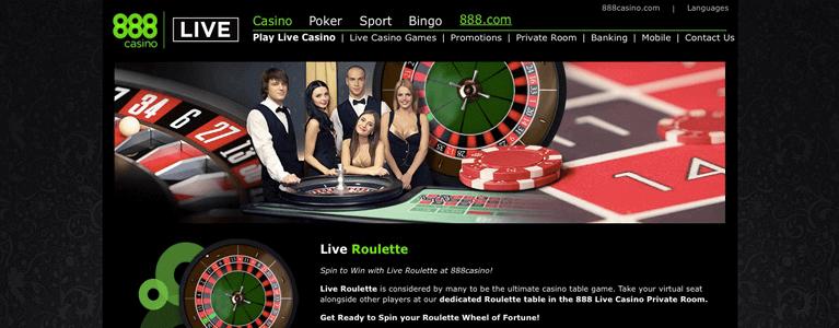 888-live Casino