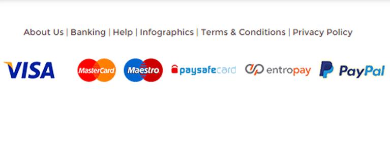 888 Ladies Bingo PayPal-Kooperation