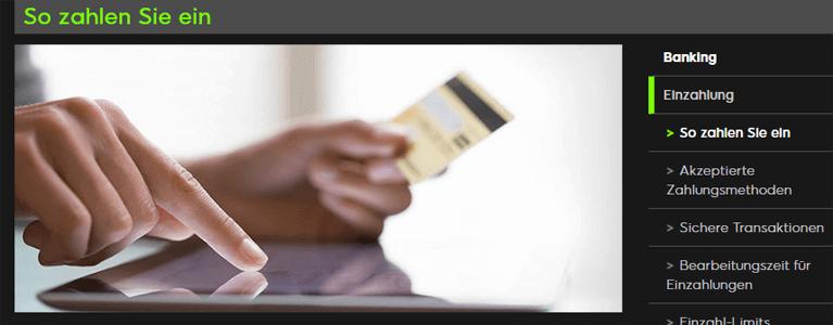 Internet Casino mit PayPal Auszahlungen & Einzahlungen