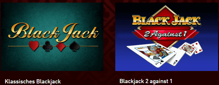 Blackjack bei Casino Club spielen