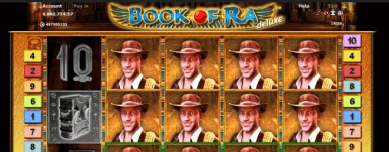 Book of Ra mit einzahlungsfreiem Bonus spielen