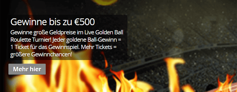 Reales Casinoerlebnis mit Live Casino