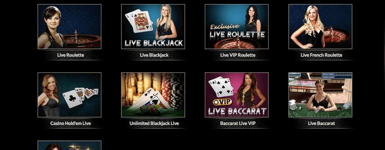 Live Casino Eurogrand