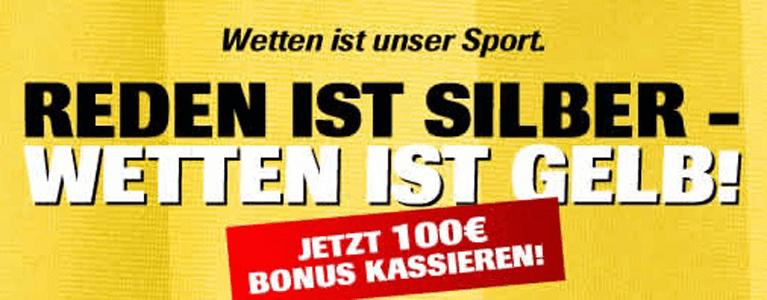 100 Euro oben drauf gibt es für neue Kunden im Interwetten Casino