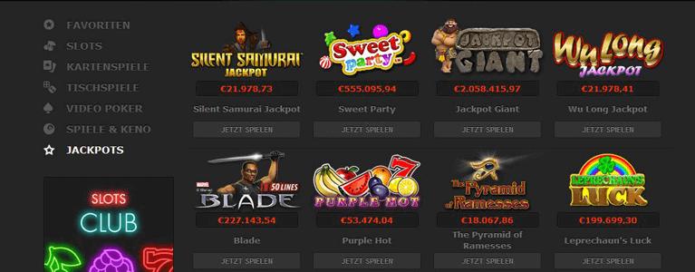 Sagenhafte Casino-Boni