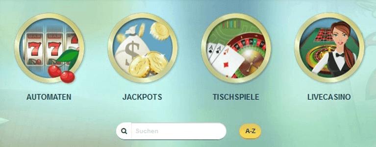 Zahlreiche Spiele stehen den Kunden des Sunnyplayer Casinos zur Verfügung