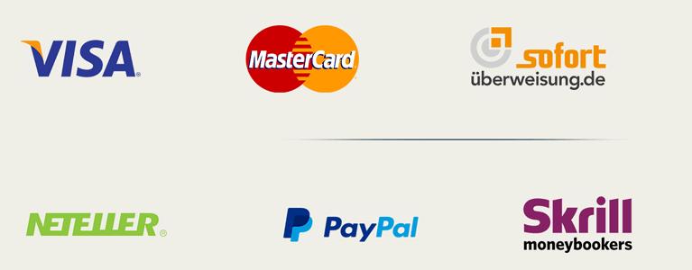 VegasWinner Zahlungsmethoden