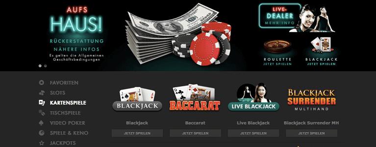 Startseite bet365 Casino