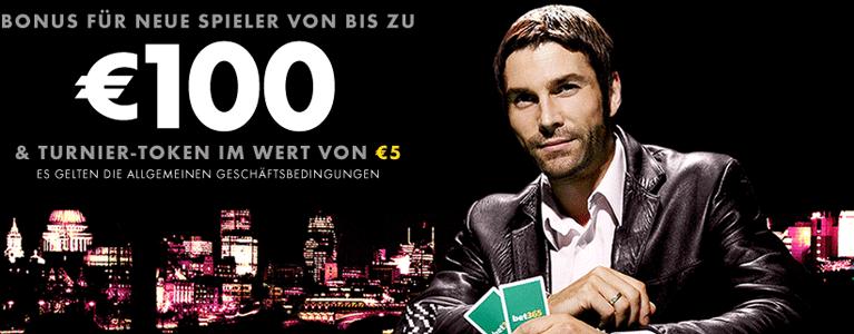 bet365 Poker Bonus sichern