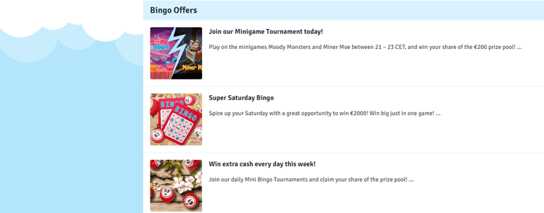 Bingo.com Bonus Codes