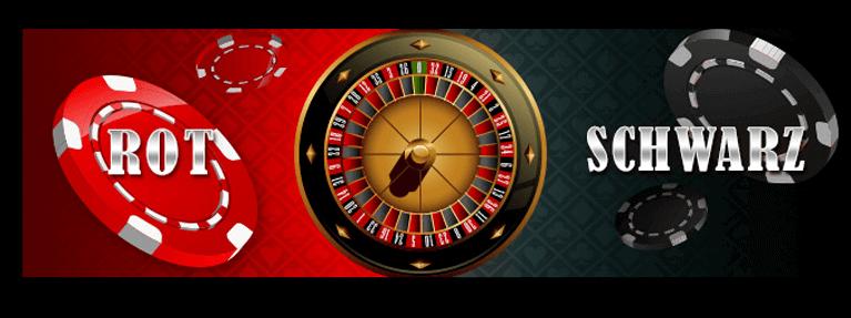 Im Casino.com wählen die Kunden im wahrsten Sine des Wortes zwischen ROT und SCHWARZ