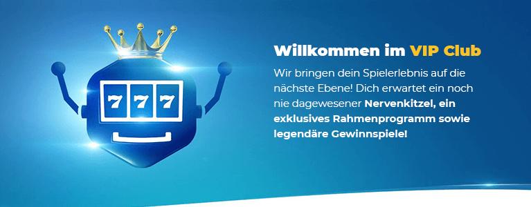 DrückGlück Casino VIP & Treueprogramm