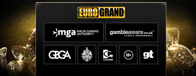 Eurogrand Casino Sicherheit
