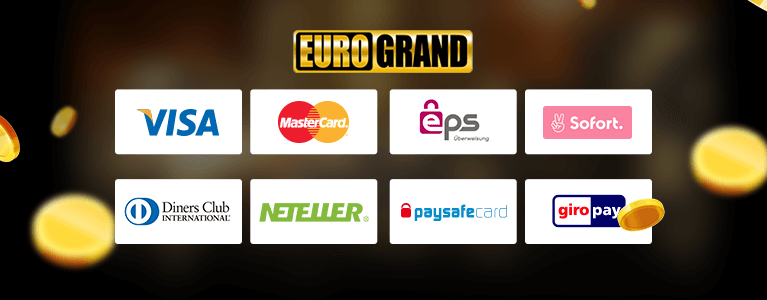 Eurogrand Casino Zahlungen