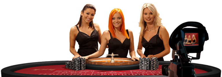 Live Casino Dealer Frauen