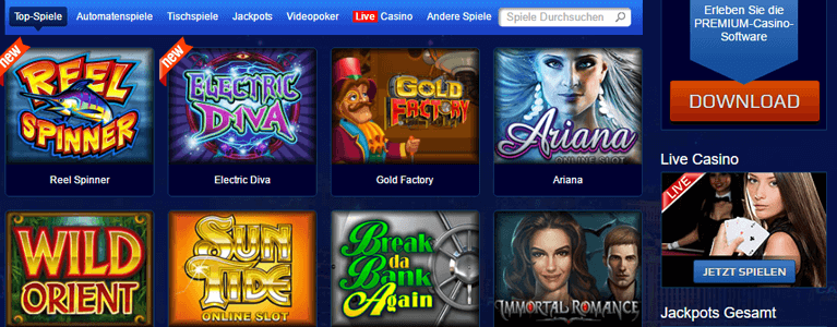 All Slot Casino Bonus No Deposit Games