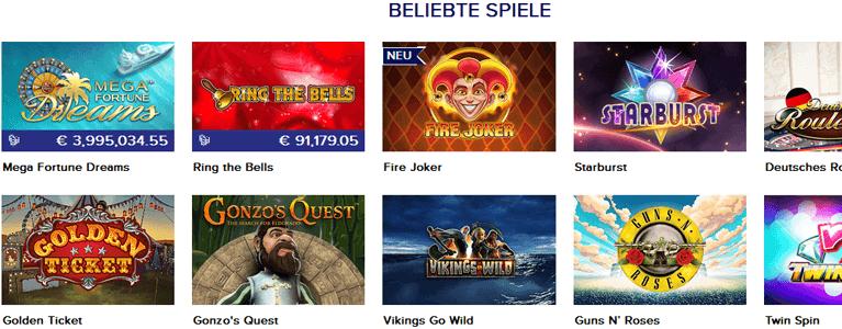 CasinoEuro Bonus ohne Einzahlung Spiele Casino