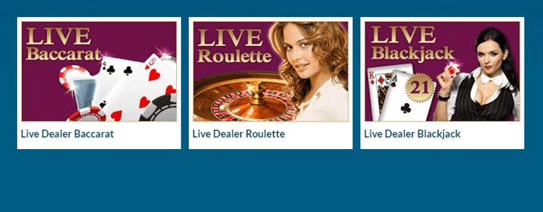 Casino Angebot des EU Casino