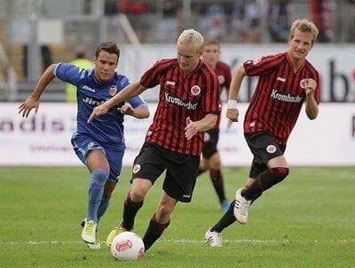 Eintracht Sebastian Rode