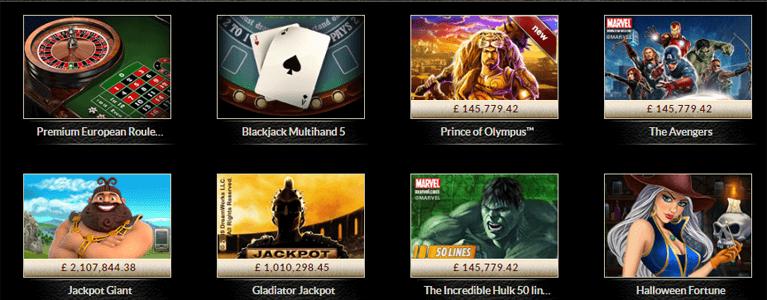 EuroGrand Casino Bonus ohne Einzahlung