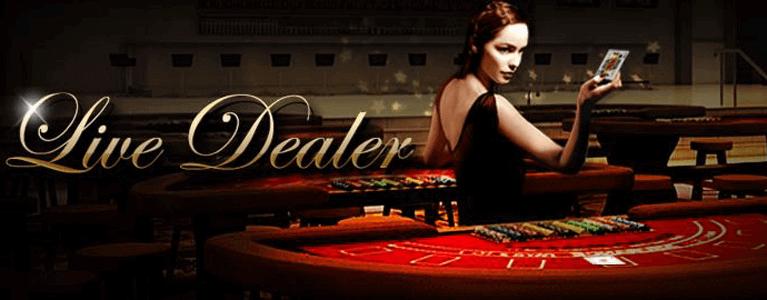 JackpotCity Live-Casino mit Live-Dealern