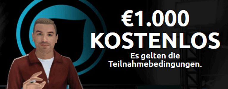 PKR Poker Bonus nutzen