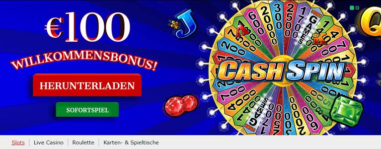 Prime Casino Bonus Willkommensbonus