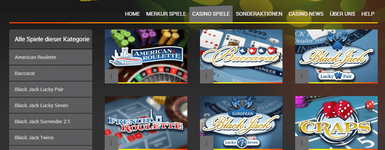 Stake7 Casino Spiele Games